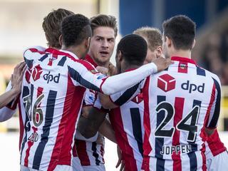 Voor NAC Breda en Go Ahead Eagles verandert er niets in play-offs