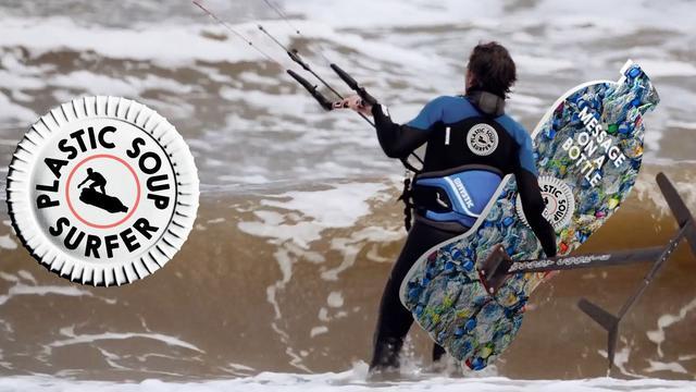 Plastic Soup Surfer in actie voor uitbreiding statiegeld