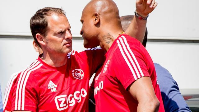 De Boer besloot twee maanden geleden al te vertrekken bij Ajax