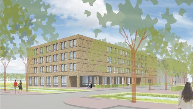 Topaz bouwt nieuw woonzorgcentrum in Churchillpark