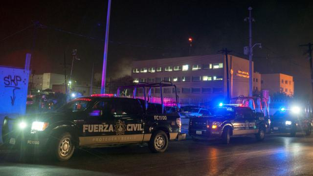 Directeur aangehouden na gevangenisoproer Mexico