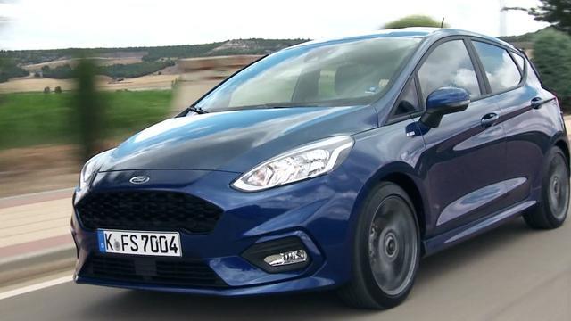 Rij-impressie nieuwe Fiesta: 'Ford heeft goed geluisterd naar klachten'