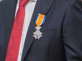 In totaal tien lintjes in gemeente Roosendaal