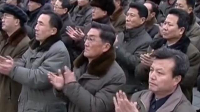 Noord-Korea 'viert' raketlancering