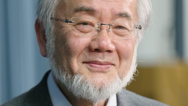 Japanse bioloog wint Nobelprijs voor geneeskunde