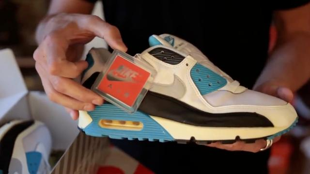 Cultschoen Nike Air Max bestaat dertig jaar