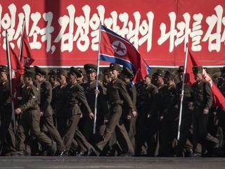 Amerikanen sturen marineschepen en Noord-Korea dreigt met kernoorlog