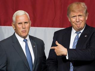 De keuze voor de 57-jarige Pence wordt in de VS gezien als een veilige