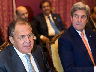 Kerry noemt bespreking 'openhartig, maar met moeilijke momenten'