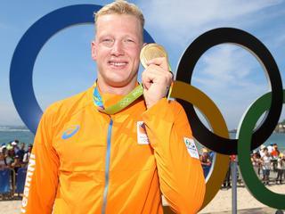 Fotofinish wijst Nederlander aan als winnaar in Rio