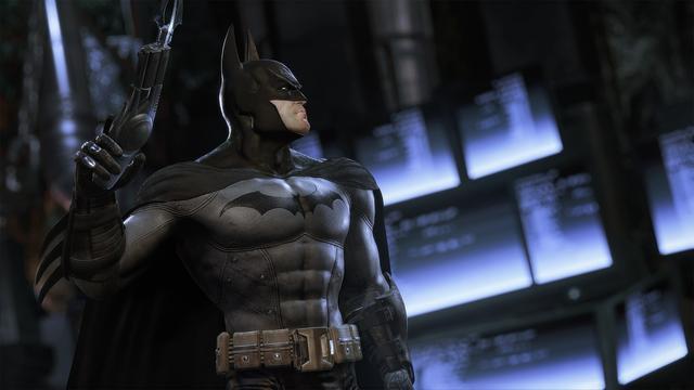 Remaster-bundel Batman Arkham-games aangekondigd