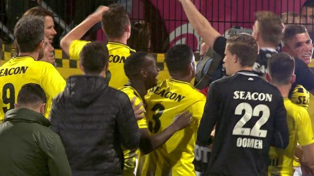 VVV viert kampioenschap na gelijkspel tegen FC Eindhoven (0-0)