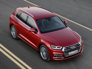 Quattro heet het ingenieuze 4x4-systeem van Audi. Inmiddels is de acht miljoenste auto daarmee geproduceerd.