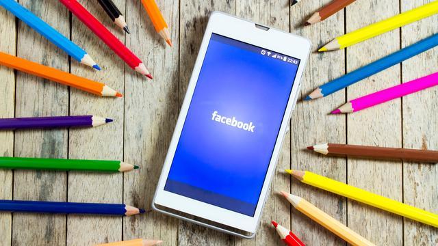 'Facebook werkt aan camera-app voor maken en delen van foto's'