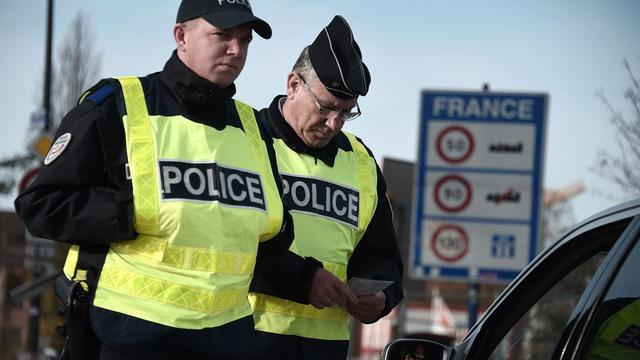 'Extra oponthoud door strenge controles bij Franse grensovergangen'
