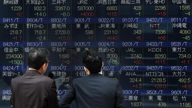 Aziatische beurzen hoger gesloten