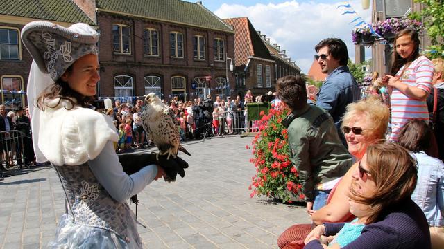 Slot Oostende van start in Goes