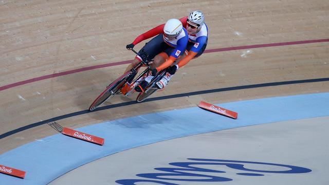 Zilver voor baanwielrensters Klaassen en Dolman op Paralympics