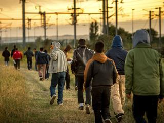 Tot nu toe bijna veertigduizend vluchtelingen onderschept