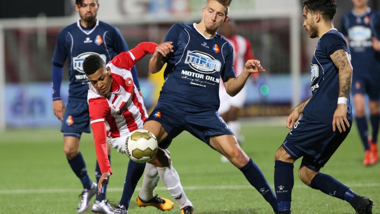 Bekijk de samenvatting van FC Oss-Telstar