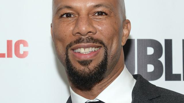 Rapper Common speelt slechterik in Keanu Reeves-film