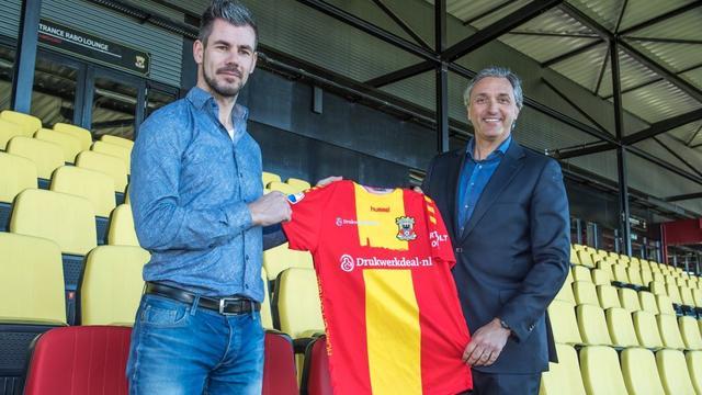 Go Ahead Eagles stelt Maaskant aan als trainer tot einde van seizoen