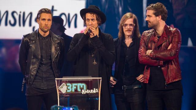 Utrechtse acts stelen de show op 3FM Awards in TivoliVredenburg