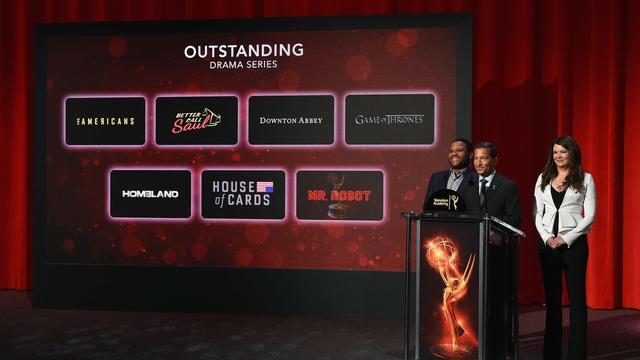 Overzicht: De Emmy-nominaties van 2016