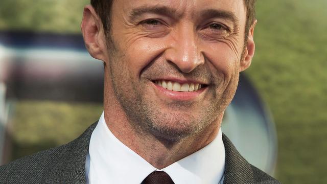Hugh Jackman redt kinderen van plotselinge stroming