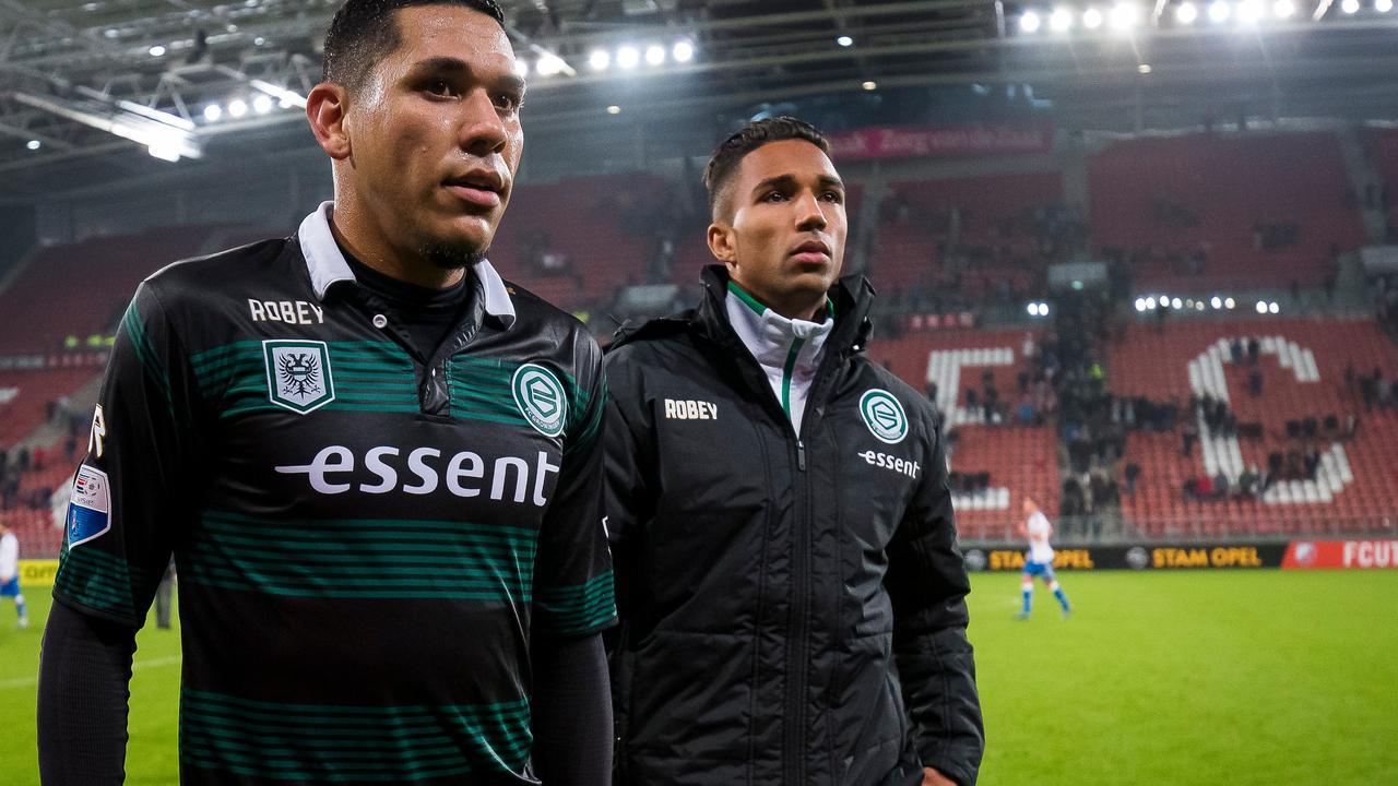 Samenvatting FC Utrecht-FC Groningen