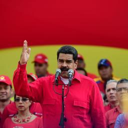 Zuid-Amerikaans handelsblok schrapt Venezuela als lid