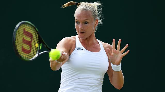 Bertens zaterdag op centre court van Wimbledon tegen Halep