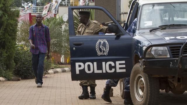 'Politie Oeganda gebruikte geweld bij LHBT-bijeenkomst'