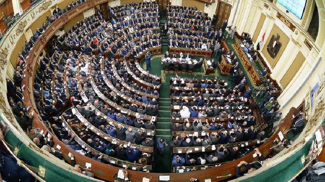 Parlement Egypte neemt omstreden wet tegen terrorisme aan