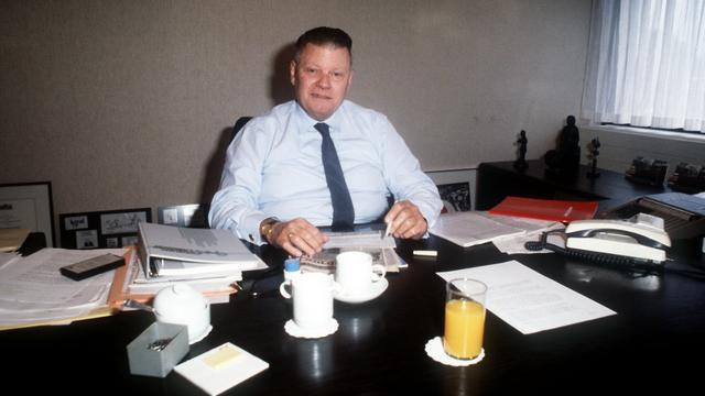 Dramaserie over V&D-topman Anton Dreesmann in de maak