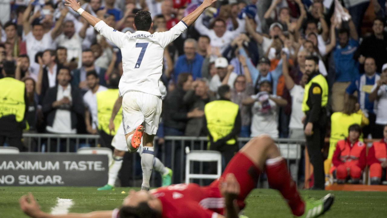 Samenvatting Real Madrid-Bayern München (4-2)
