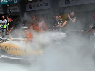 Rosberg snelste op circuit van Sepang