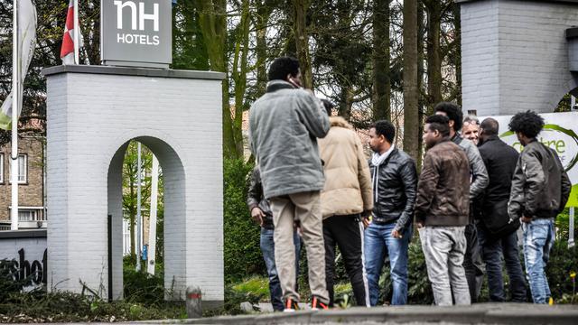 Grootste deel opgepakte Eritreeërs in Veldhoven gaat vrijuit