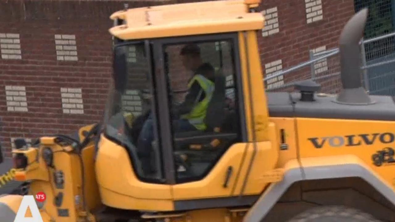 Bewoners Noord al acht maanden in bouwput