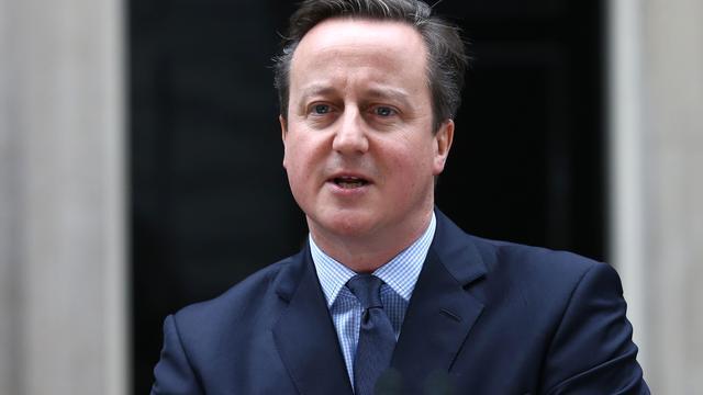 Cameron zoekt oplossing voor crisis staalsector