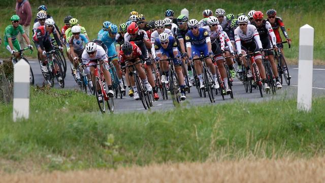 Parcours zevende Touretappe: Peloton gaat Pyreneeën in
