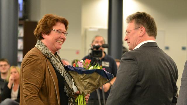 Marijke Vos geïnstalleerd als nieuwe wethouder