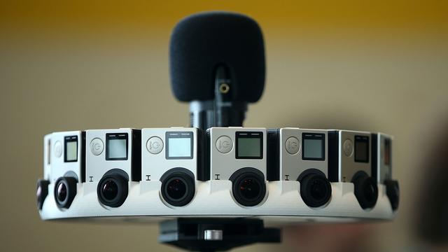 GoPro lanceert platform voor virtualrealityvideo's