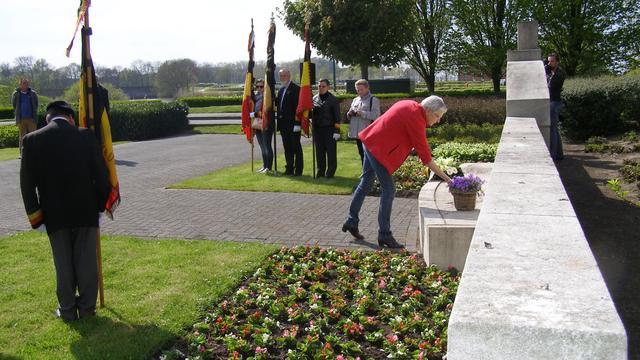 Herdenking ramp Rhenus voor het eerst op 4 mei