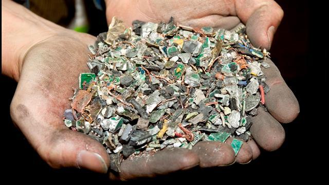 Brabander levert 4,4 kilo in aan elektrische apparaten