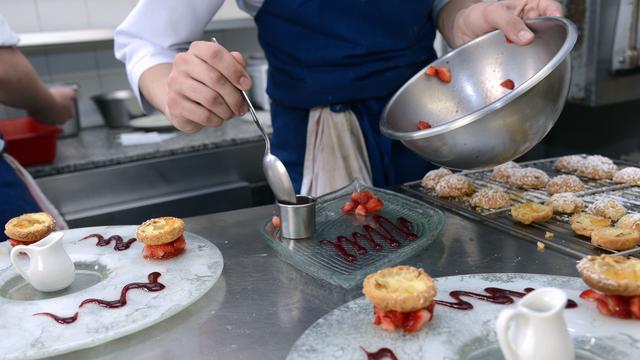 Verschillende sterrenrestaurants hebben keukenhygiëne niet op orde