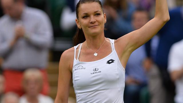 Radwanska overleeft matchpoints tegen Konjuh