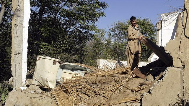Dodental aardbeving Afghanistan loopt op tot 311