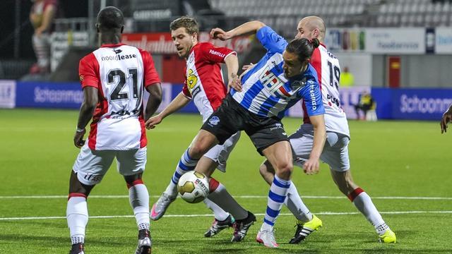Bekijk de samenvatting van FC Emmen-FC Eindhoven