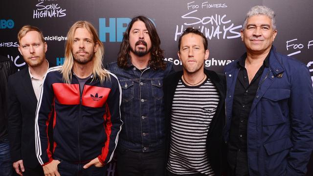 Foo Fighters brengen nieuwe single uit